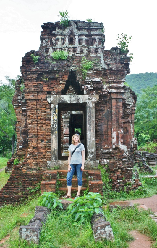 Me and temple C2 (10th century or thereabouts)