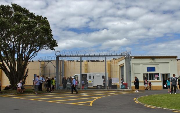 Wellington Prison open day