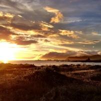 Xmas Eve sunset