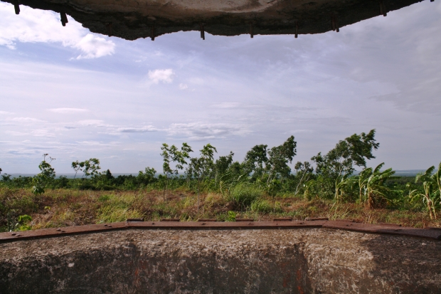 Con Thien Firebase bunker