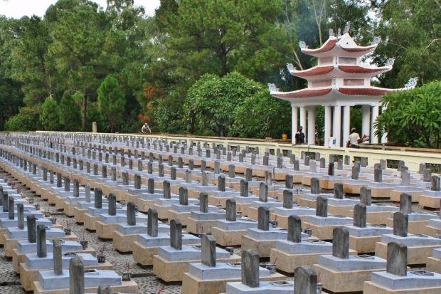 Truong Son National Cemetery