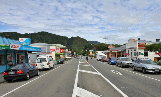 Murchison main street
