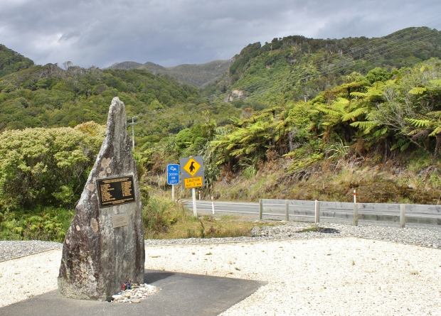Strongman Mine Memorial