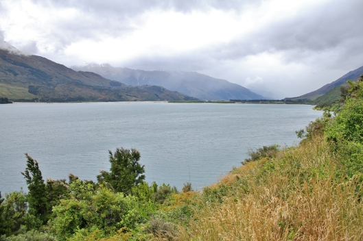 Northern end of Lake Wanaka