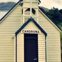 Cardrona former church