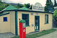 Old post and telegraph office