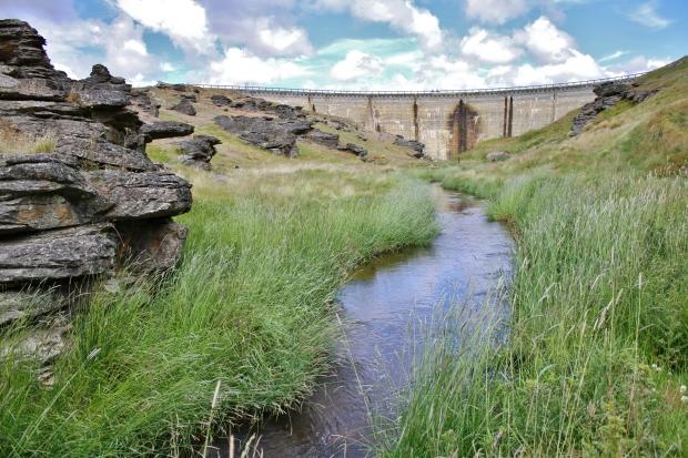 Poolburn Dam