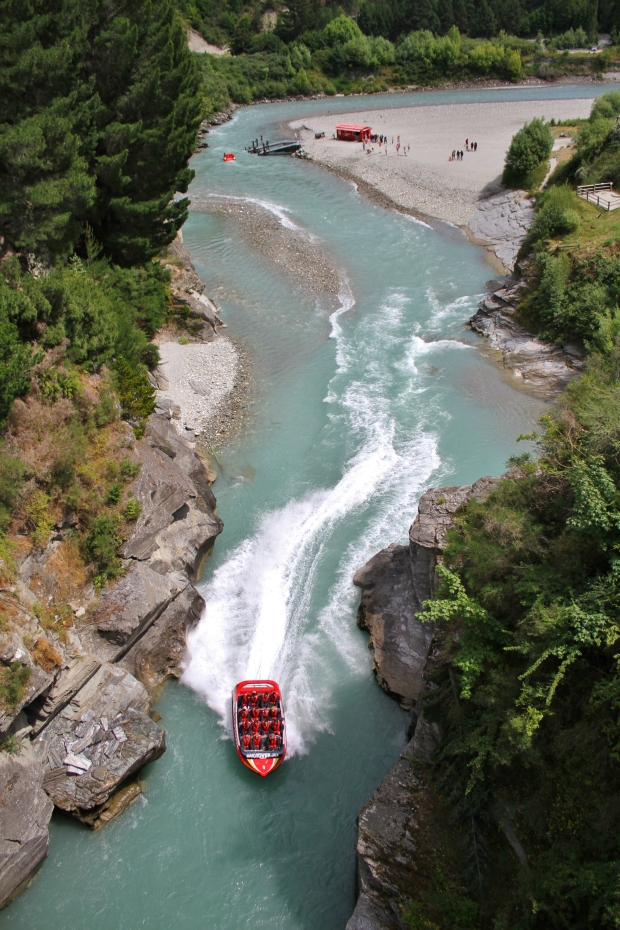 The Shotover Jet - looks great...
