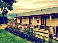 Another of the Cardrona Hotel buildings