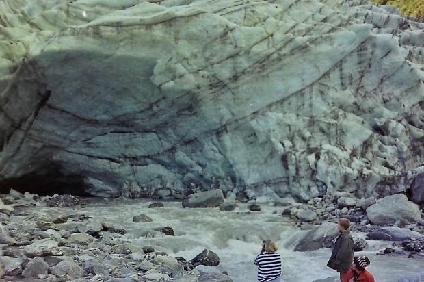Fox Glacier 1995