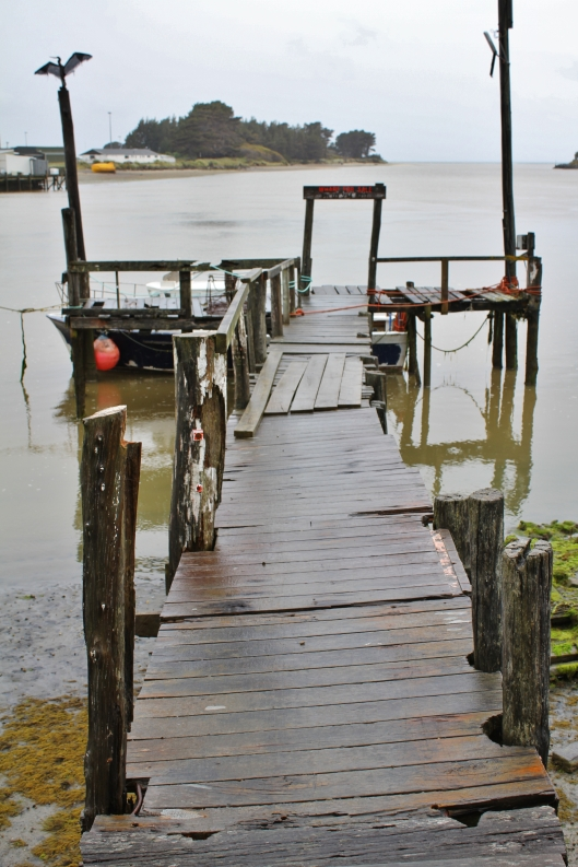 Riverton jetty