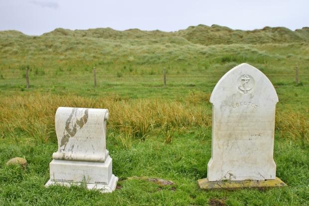 Tararua shipwreck cemetery