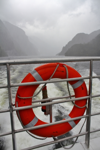 Doubtful Sound - cruise