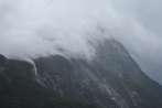 Doubtful Sound - cloud updraft