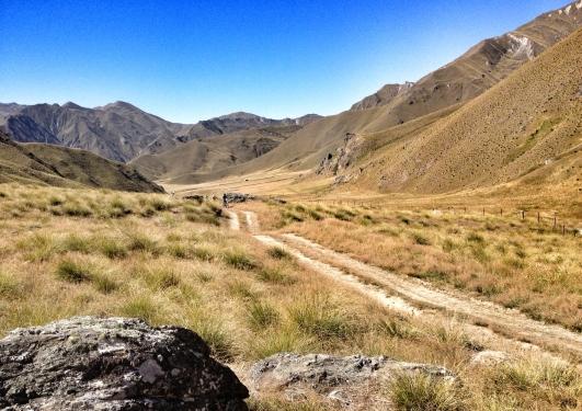 Motatapu bike trail