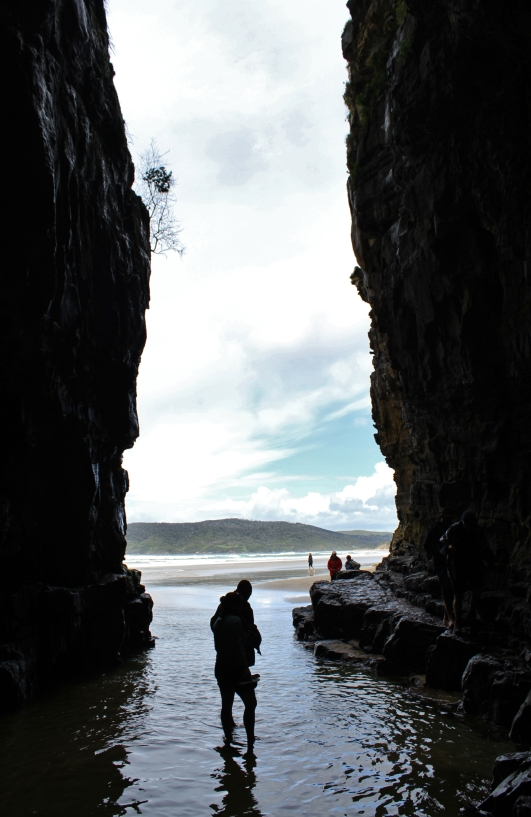 Cathedral Caves, Catlins