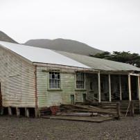Woolshed, Orongorongo Station