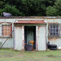 Hut, Orongorongo Station