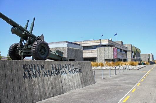 Waiouru Army Museum
