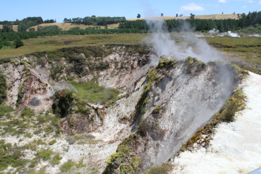 Craters of the Moon, Taupo