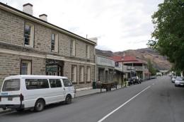 Clyde's main street