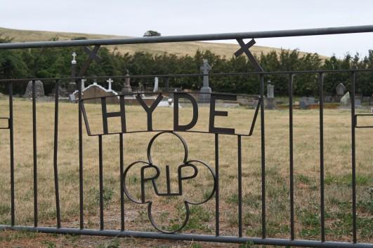 Hyde Cemetery, Otago