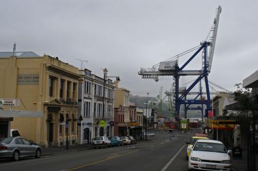Port Chalmers, Dunedin