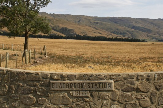 Gladbrook Station