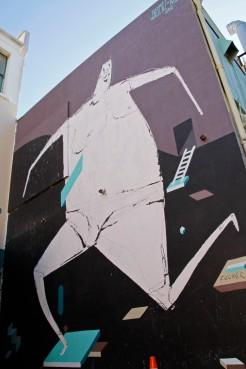 Swan Lane, art by Drypnz & Nelio