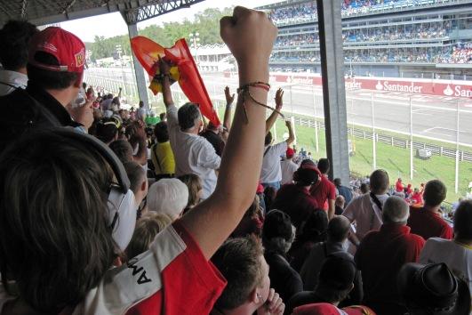 Ferrari win at Monza