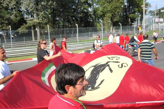 Tifosi, Monza