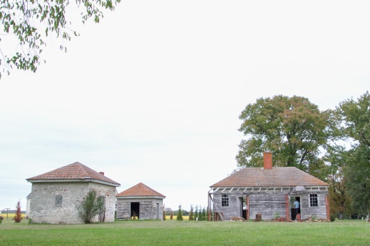 old buildings, belle grove plantation