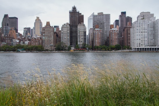 Manhattan from Roosevelt Island