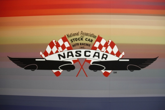The original NASCAR logo