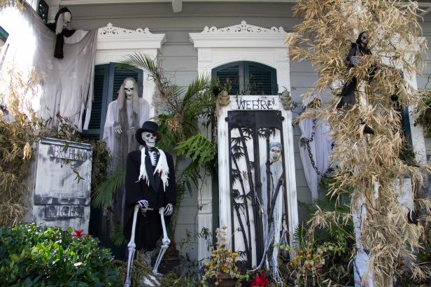 Loved the Halloween displays