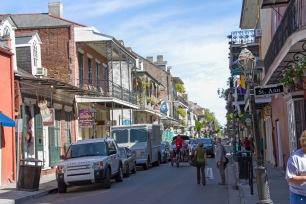 street, french quarter new orleans