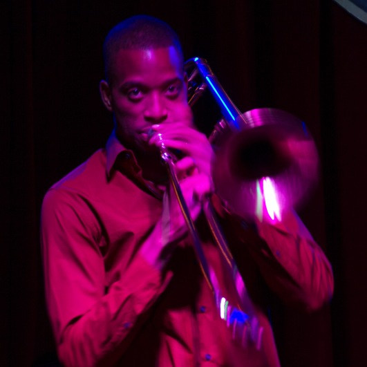 One highlight was when Trombone Shorty came out, who judging by the reaction is a big deal. While the name didn't register with us, he has been on a few episodes of Treme