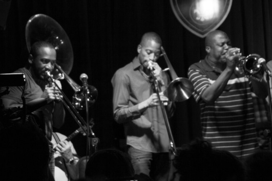 dba, treme brass band