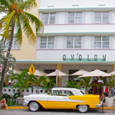 Art Deco, South Beach, Miami