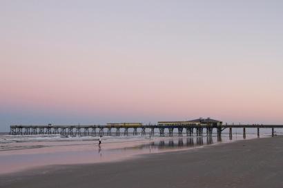 Sunglow Pier, Daytona Beach