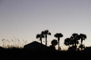 Daytona Beach skies