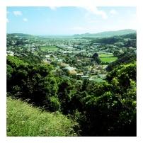 The Wellington suburb of Miramar. Locals are sometimes referred to as 'Miramartians'.