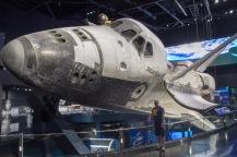 Atlantis orbiter, Kennedy Space Centre