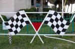 Racing's North Turn, Daytona Beach