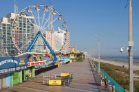 Boardwalk amusement park, Daytona Beach