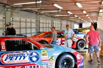 Garages, Daytona International Speedway
