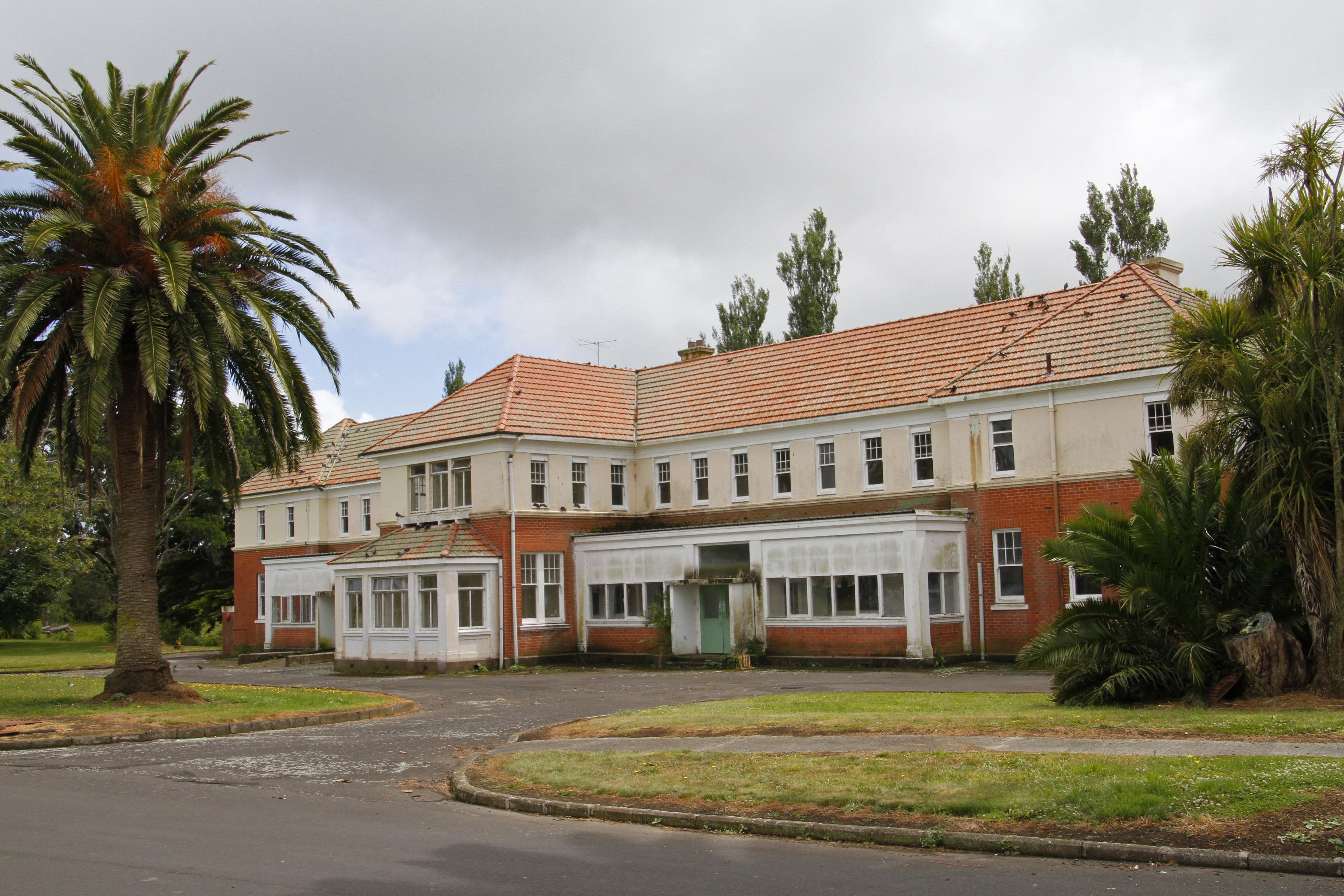 Kingseat Hospital