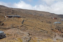 More lodges, some clearly require quite a trek