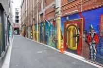 Murals / Opera House Lane