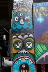Street art / Opera House Lane